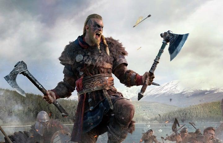 Assassin's Creed Valhalla crash