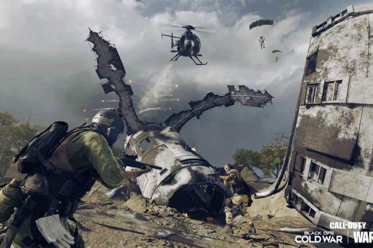 CoD Warzone Crashed Satellites and Uplink Station Locations
