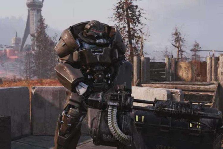 Fallout 76 Steel Reign Hellcat Power Armor