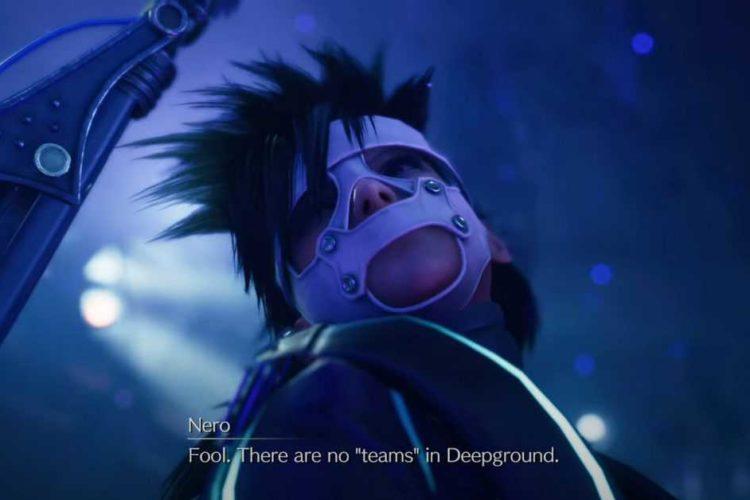 Final Fantasy 7 Remake Intergrade Nero Boss