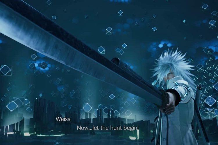 Final Fantasy 7 Remake Intergrade Weiss Boss