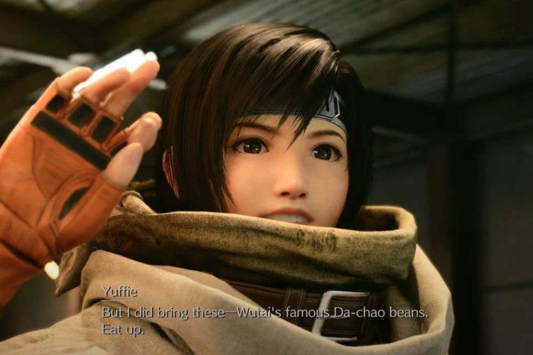 Final Fantasy 7 Remake Intergrade Wutai's Finest