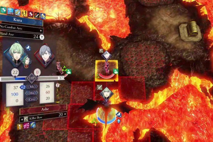 Fire Emblem Three Houses Chapter 15