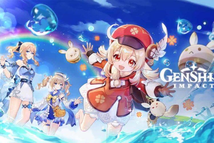 Genshin Impact Midsummer Island Adventures