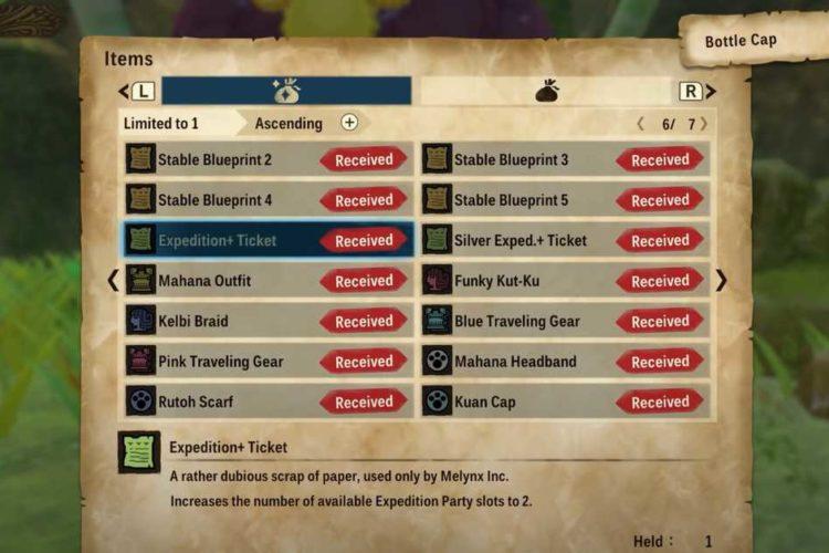 How to Farm Bottle Caps in Monster Hunter Stories 2