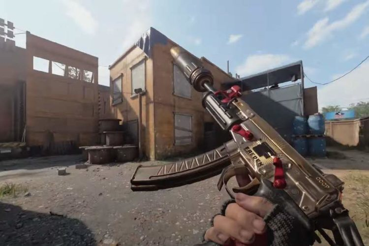 How to Unlock OTs 9 SMG in Cold War