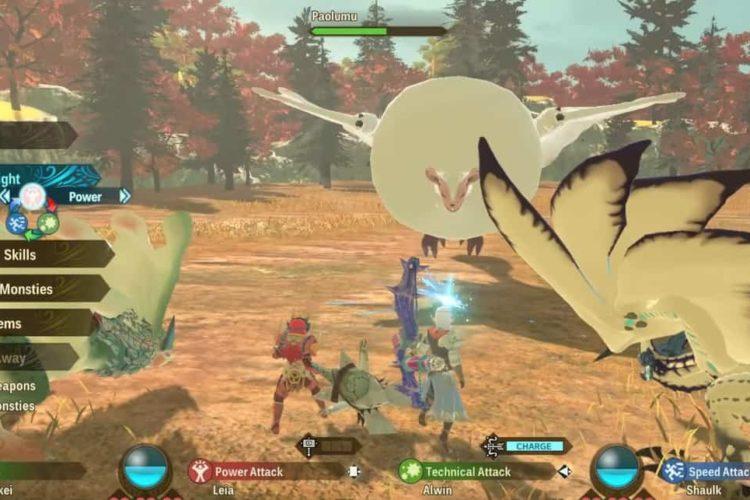 Monster Hunter Stories 2 Little Lost Ones
