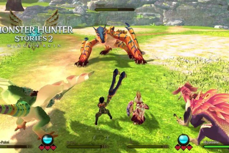 Monster Hunter Stories 2 Rare Monstie Eggs