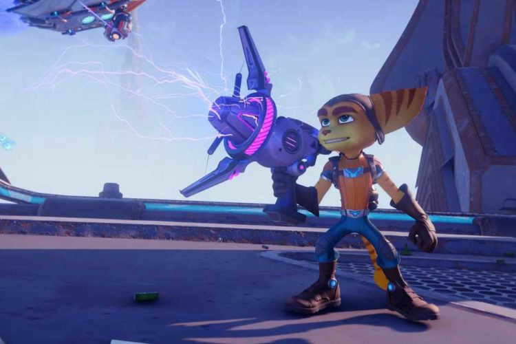 Ratchet & Clank Rift Apart Best Weapons