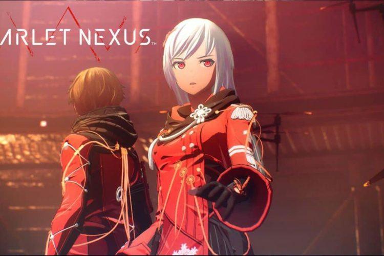 Scarlet Nexus Stats