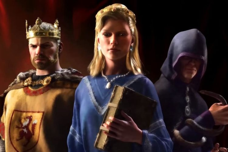 Crusader Kings 3 Crashes