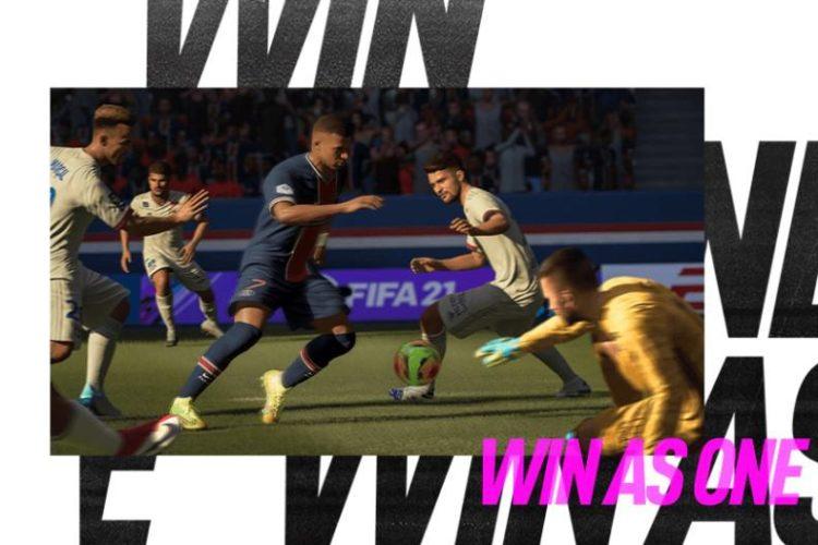 FIFA 21 crashes