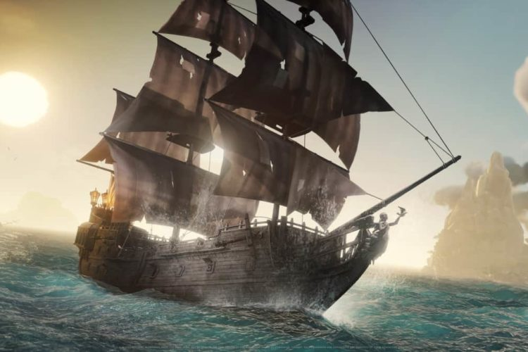 Sea of Thieves The Sunken Pearl Tall Tale