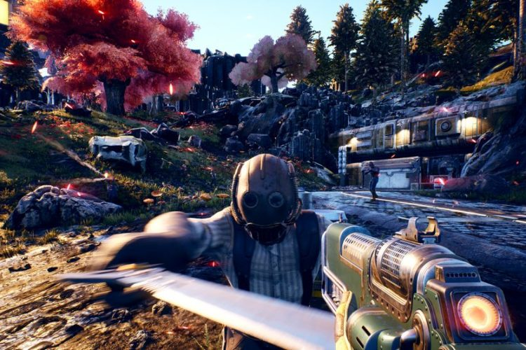 The Outer Worlds, Obsidian Entertainment