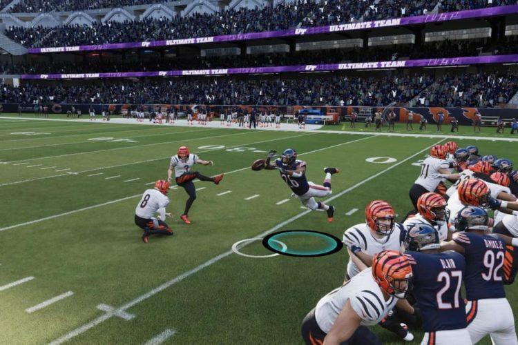 Madden NFL 22 Create a Player