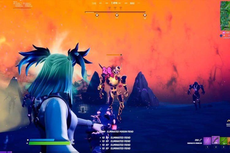 Fortnite Season 8 Torin's Monster Research Questline