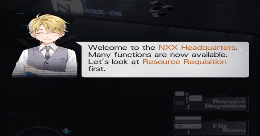 Скриншот геймплея Tears of Themis