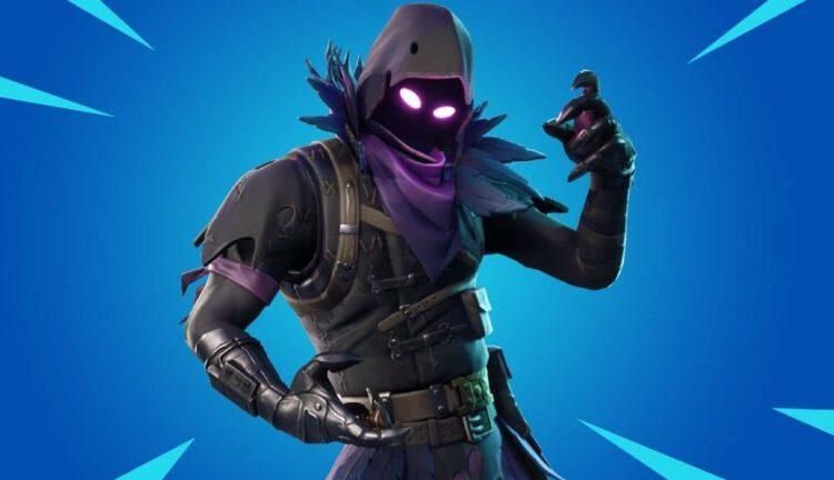 Raven in Fortnite