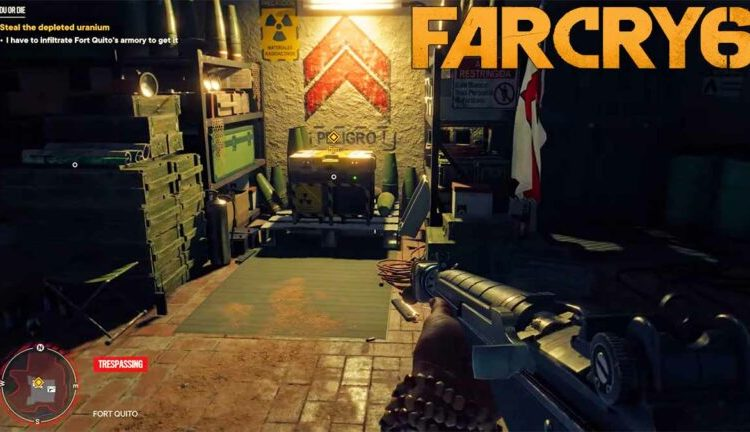 far cry 6 fort quito mission