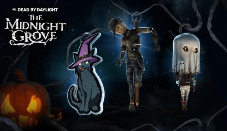 Screenshot via Dead by Daylight Official Website