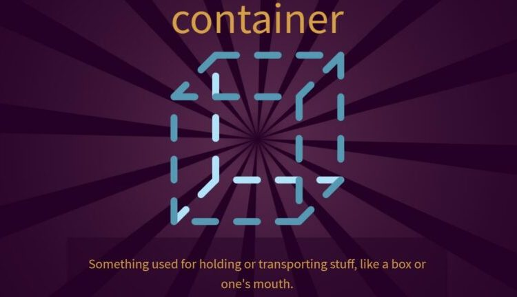A Container in Little Alchemy 2